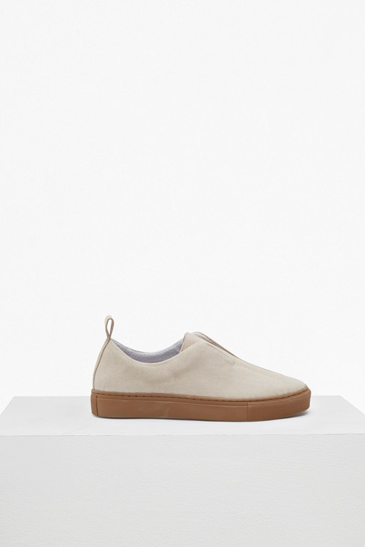 Complete the Look Sara Clean Trainers