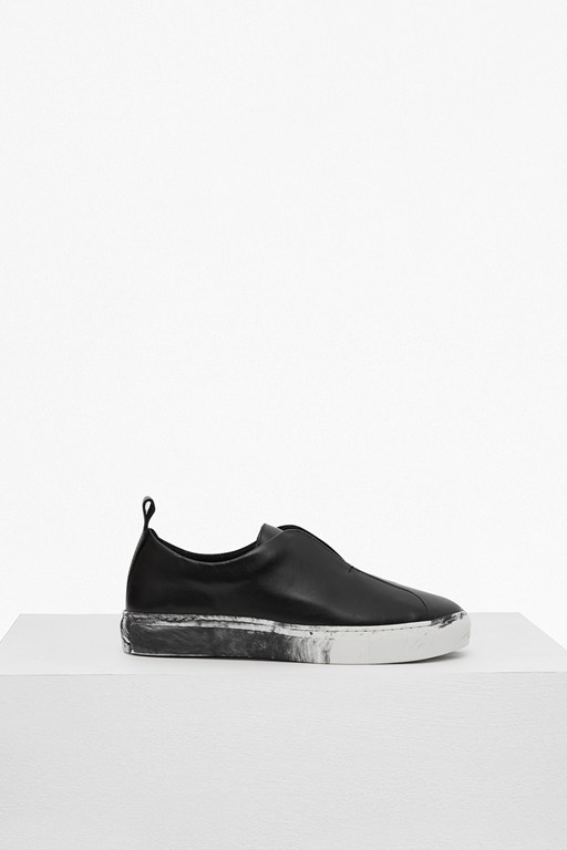 Complete the Look Sara Marble Sole Trainers