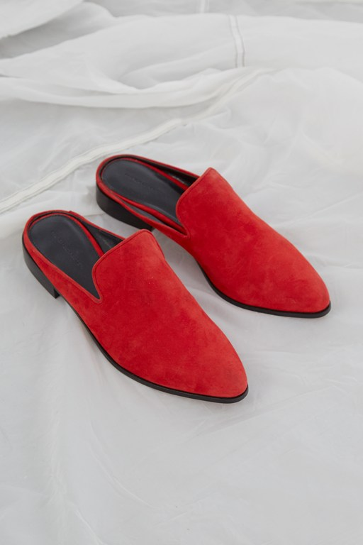 Complete the Look Eliza Suede Loafer