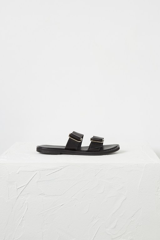 karla double strap sandals