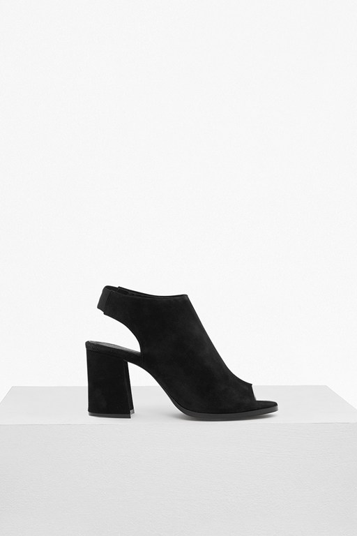 Complete the Look Lou Lou Cut Out Heels