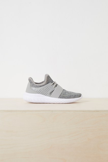 Nella Knitted Lace Up Trainer