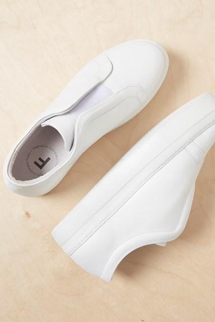 Sara Elastic Slip On Trainers