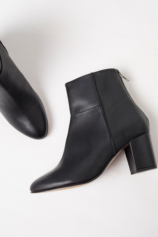 Complete the Look Renzo Leather Ankle Boot