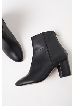 Renzo Leather Ankle Boot