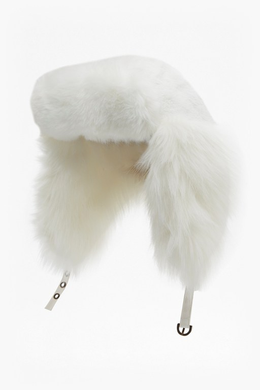 fur trapper hat