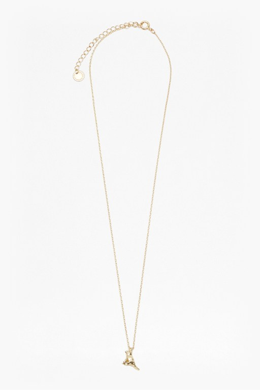 Complete the Look Bird Charm Necklace
