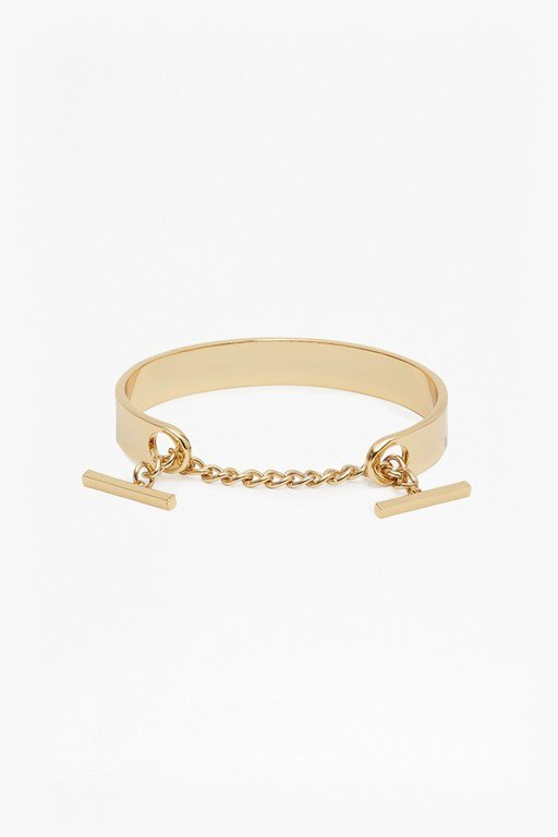 Complete the Look T-Bar Chain Cuff
