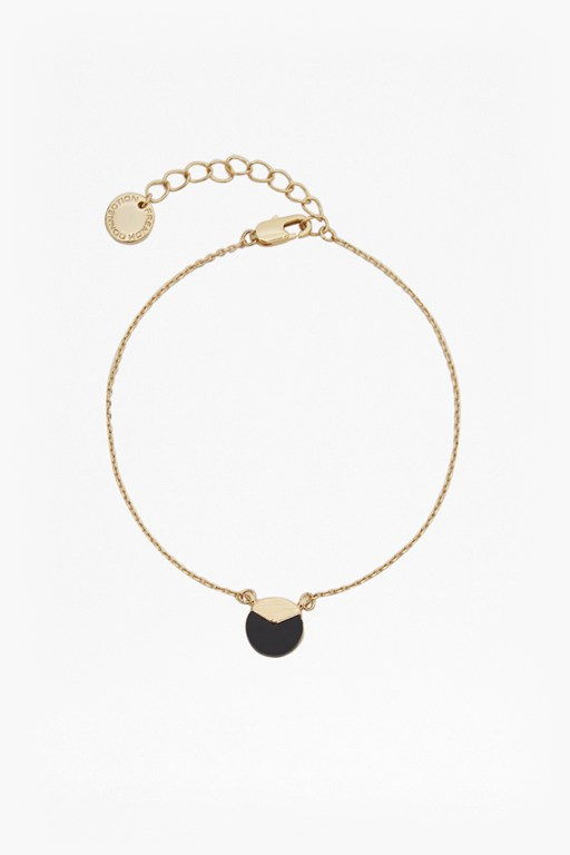 Complete the Look Semi Precious Circle Bracelet