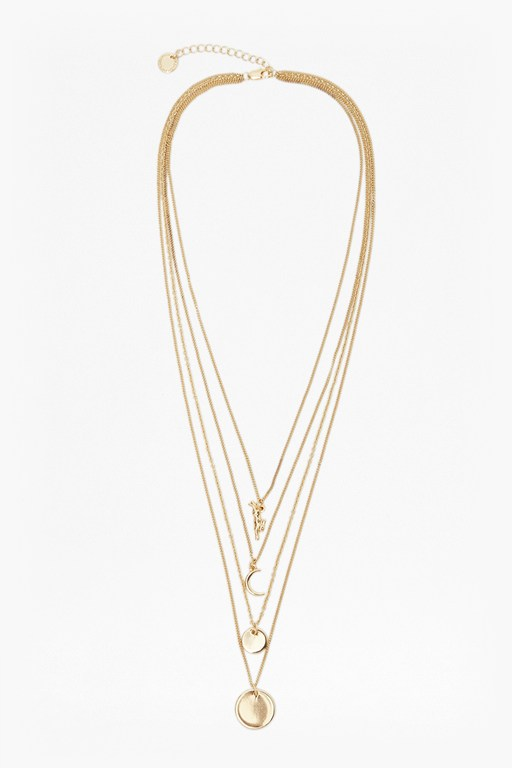 Complete the Look Charmed Necklace