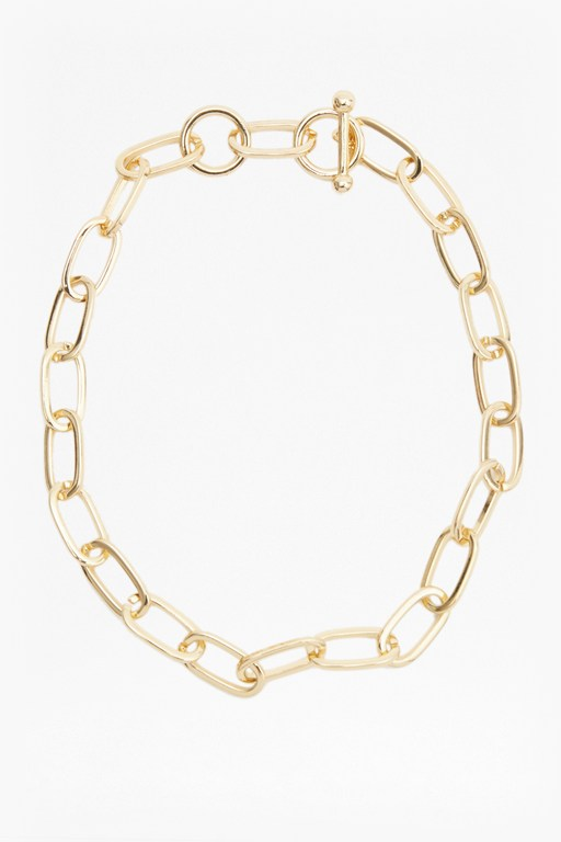 Complete the Look Chunky Chain Choker