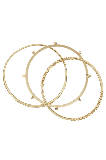 Dotted Bangle Set