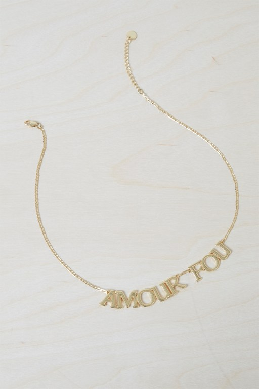 Complete the Look Amour Fou Necklace