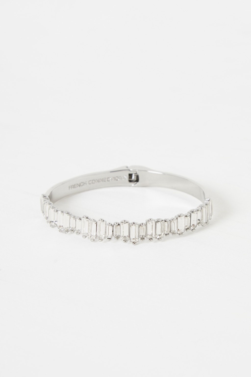 Cluster Hinge Cuff Bracelet by French Connection