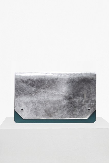 Contemporary Slide Lock Laptop Case