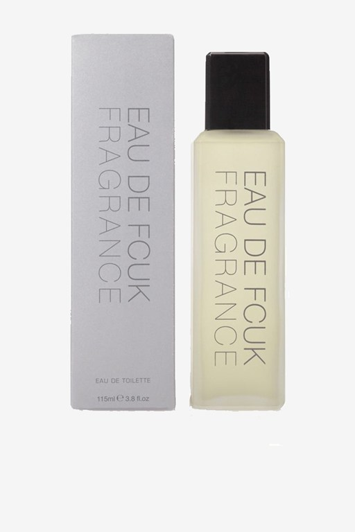 eau de fcuk fragrance eau de toilette 115 ml
