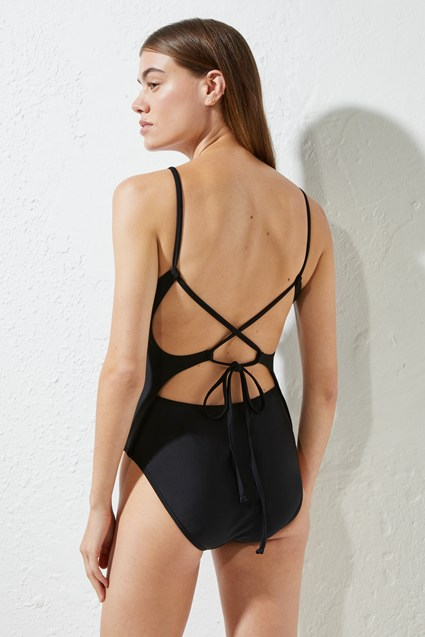 Core Strappy Back One-piece Swimsuit