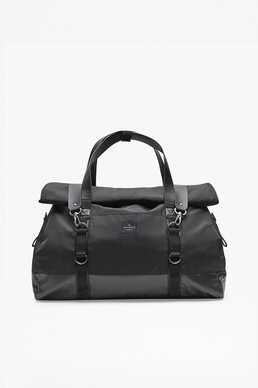 Complete the Look Casual Roll Top Holdall
