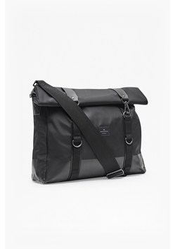 Casual Roll Top Messenger