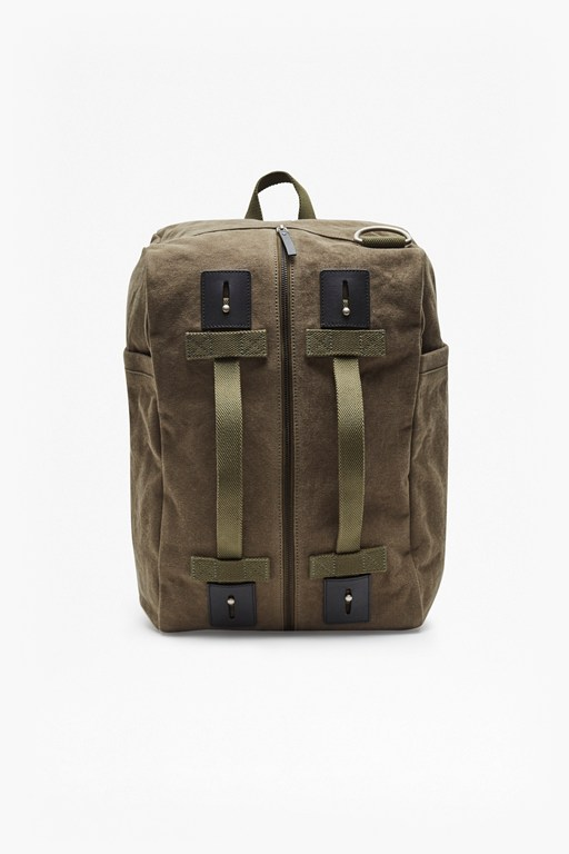 Complete the Look Power 2 Way Holdall and Backpack