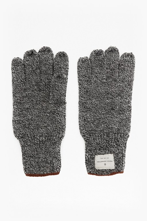 troy knit gloves