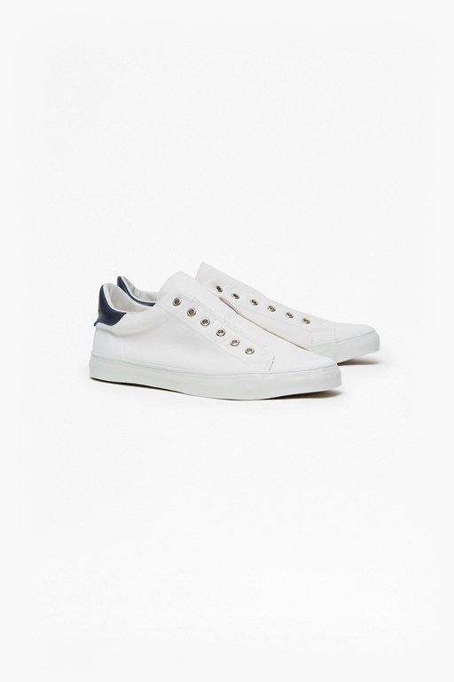 Complete the Look Conrad Eyelet Trainers