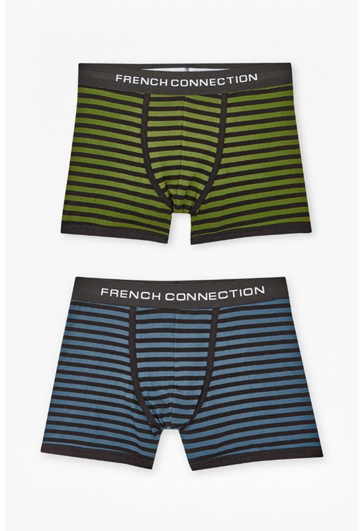 2PK Toro Stripe Trunks