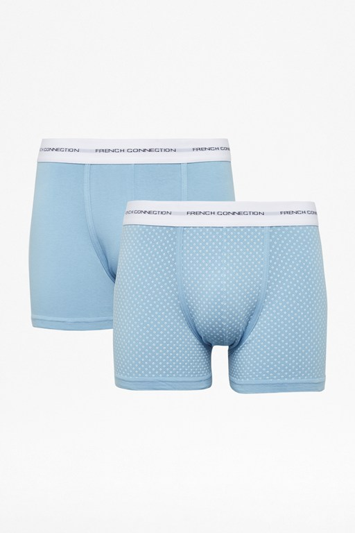 2 pack jersey boxer shorts