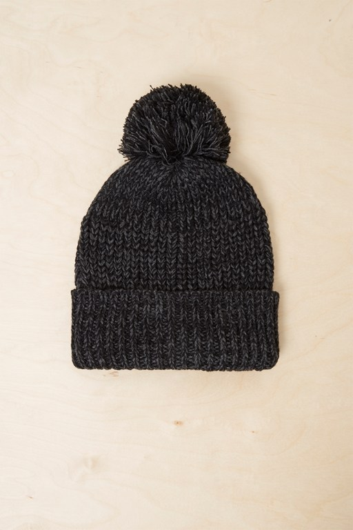ayer chunky knit beanie hat