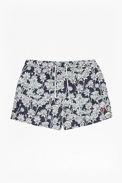 hubballi hawaiian swim shorts