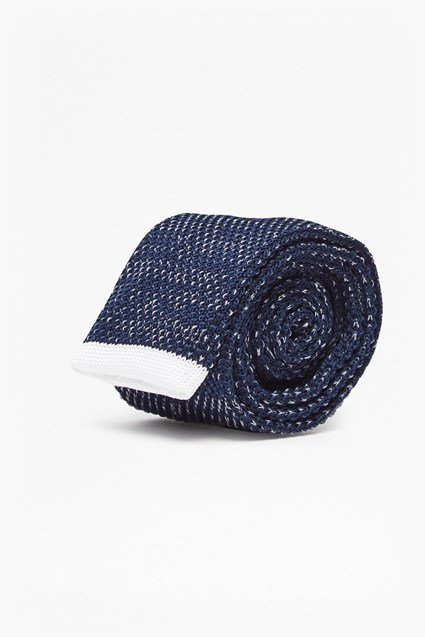 Toby Tip Knit Tie
